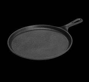 USA made Lodge round griddle