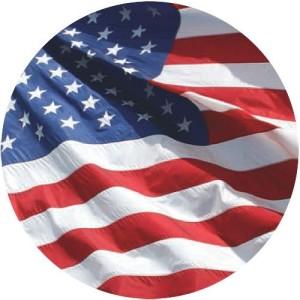 American Made American Flag - 4' x 6'