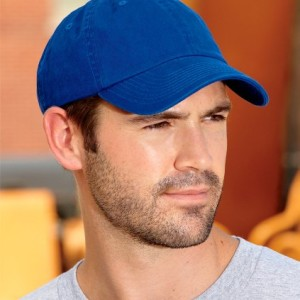 USA made Bayside twill hat 3630