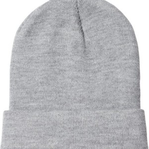 USA made Bayside knit cuff beanie