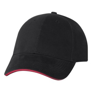 USA made Bayside structured twill cap 3621