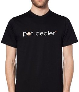 Bloem Pot Dealer T-Shirt American Made