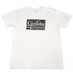 Cordoba Accoustic Instuments Flag T-Shirt XL