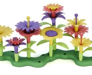 Green Toys Build A Bouquet Flower Arrangement Toy American Made
