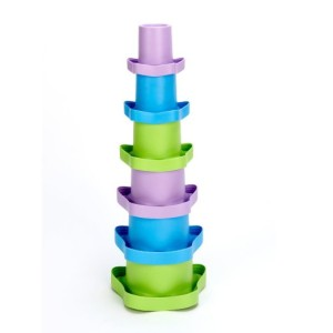 Green Toys Stacking Cups - Made in the USA