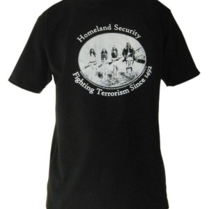 Homeland Security American Made T-Shirt