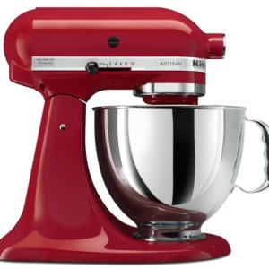 USA made KitchenAid Artisan mixer