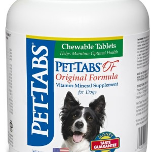 Pet Tabs Original Formula Vitamins for Dogs