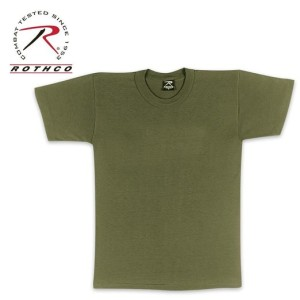 Rothco Made in USA T-Shirt (Olive)