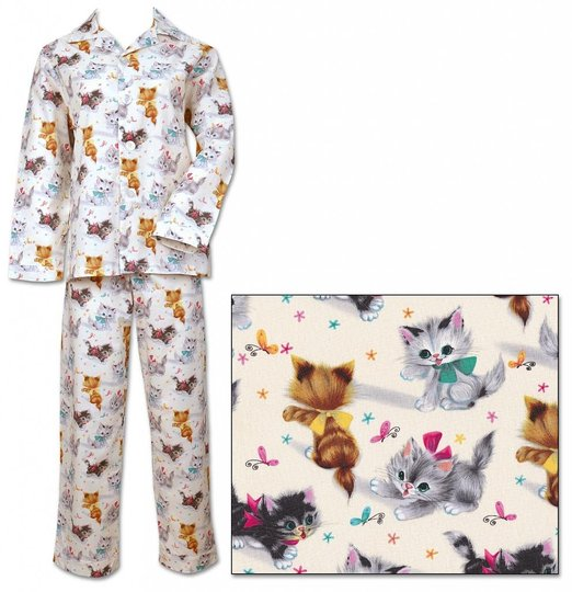 The Cat S Pajamas Keep Jobs In The Us Buy Usa Made Stuff