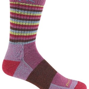 Darn Tough Vermont Women's Merino Wool Micro Crew Cushion Socks American Made