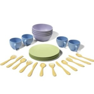 Green Toys Dish Set American Made