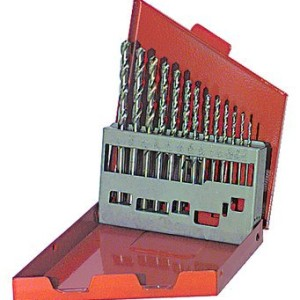 Kodiak American Made Drill Set 1/16-1/4 X 64ths Size Range Jobber Length