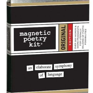 Magnetic Poetry Original Kit American Made