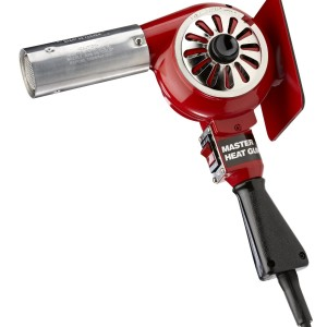 Master Appliance HG-751B 750-1000 Degree Fahrenheit 120V Dual Temp Master Heat Gun American Made