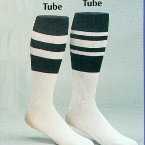 NCAA or NFL Football Official's Tube Sock American Made