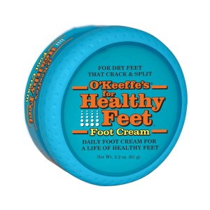 O'Keeffe Healthy Feet Cream Made in America