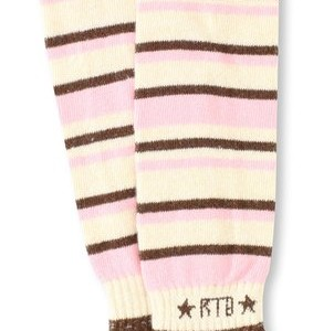 ROCK-A-THIGH Unisex-Baby Infant Neapolitan Colored Thigh Socks American Made