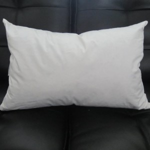 """Bed of Roses 14"""" X 22"""" 95% Feather 5% Down Pillow Insert - Made in America"""