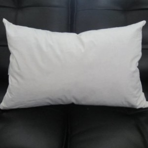 """Bed of Roses 17"""" X 28"""" 95% Feather 5% Down Pillow Insert - Made in America"""
