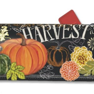 MailWraps Harvest Mailbox Cover 02773 American Made
