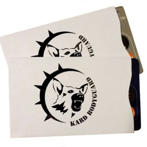 RFID Blocking Sleeves - Kard Bodyguard® RFID Credit Card Sleeves Stop Unauthorized RFID Scans, Protects Your Personal Info From Thieves Stealing Your ID - 10 RFID Credit Card Protectors Included for ATM, Credit, Debit, ID, CAC Cards - Made in America