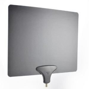 Mohu Leaf Paper-Thin Indoor HDTV Antenna - Made in America