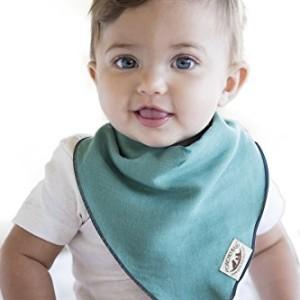 Poncho Baby Reversible Bandana Bib American Made