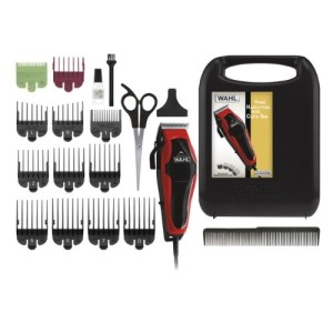 Wahl 79900B Clip-N-Trim 23-Piece Complete Haircut Kit Made in America