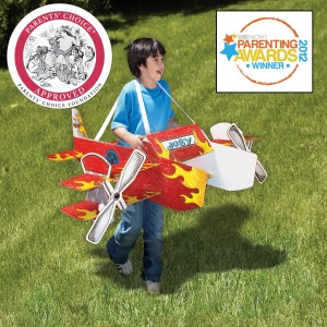 Wearable Stunt Plane Kit Made in America