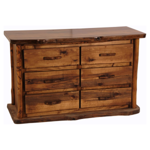 Cabela's Bronze Aspen Series 54-in. Six-Drawer Dresser American Made