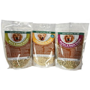 Only Natural Pet EasyRaw Dehydrated Dog Food American Made