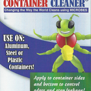 American Cleaning Technologies Container Cleaner - American Made
