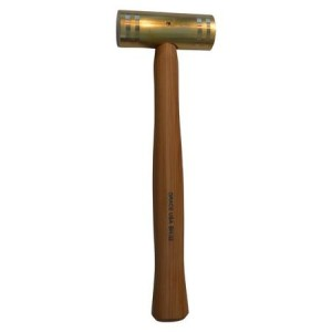 Grace USA BH-32 32 ounce Brass Hammer - Made in America