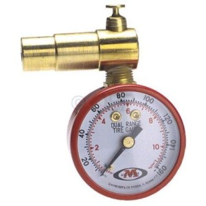 Accu-Gage Bicycle Gauge for Presta Valve - American Made