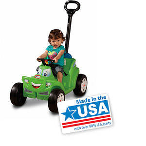 Little Tikes 2-in-1 Cozy Coupe Roadster - Made in America