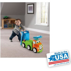 Little Tikes 3-in-1 Easy Rider Truck Ride-On - Made in America