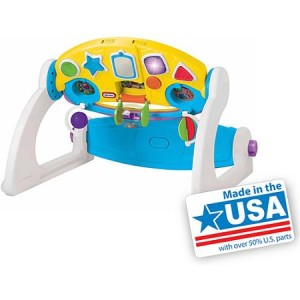 Little Tikes 5-in-1 Adjustable Gym - American Made