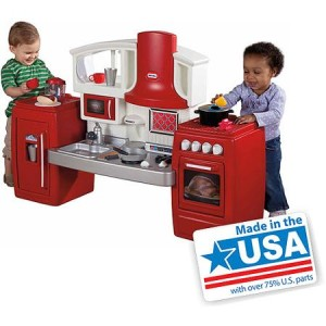 Little Tikes Cook 'n' Grow Kitchen - Made in America