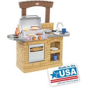 Little Tikes Cook 'n Grow BBQ Grill - Made in America