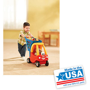 Little Tikes Shopping Cart - Made in America