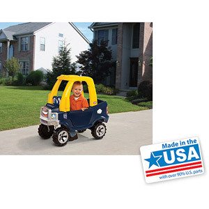 Little Tikes Cozy Truck - American Made