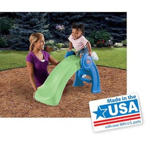 Little Tikes Jr. Play Slide - American Made