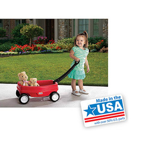 Little Tikes Lil' Wagon - Made in America