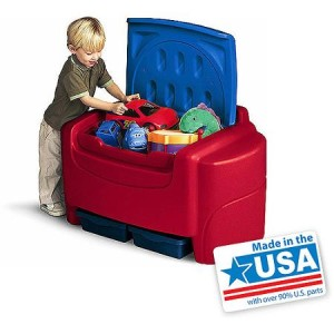 Little Tikes Sort 'N Store Toy Chest - Made in America