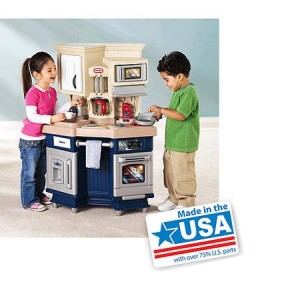 Little Tikes Super Chef Kitchen - American Made