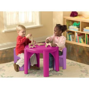 Little Tikes Table and Chair Set - American Made