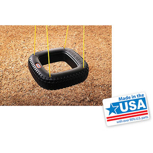 Little Tikes Tire Swing - Made in America