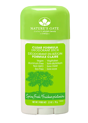 Nature S Gate Spring Fresh Deodorant Review