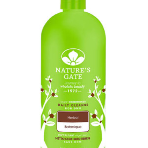 Nature's Gate Daily Cleanse Conditioner Herbal -- 32 oz - American Made